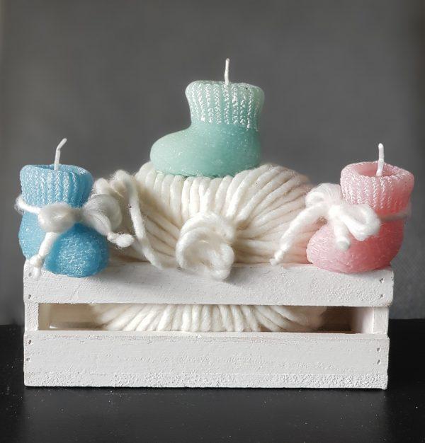 candele nascita